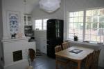 Vandrarhem i Karlstad - Villa Gräsdalen - kök